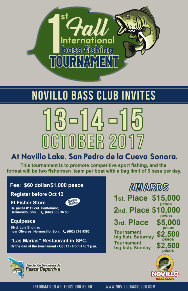 Fall international tournament
